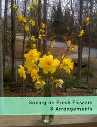 Frugal Flowers - frugal home saving on fresh flowers southern savers
