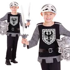 ninja halloween costume kids boys role play cowboy police ninja knight pirate 3 6 years boys