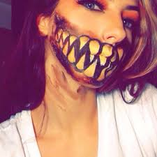 Mileena Halloween Costume Images Tagged Mileenamakeup Instagram