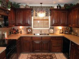 decor over kitchen cabinets design ideas for the space above