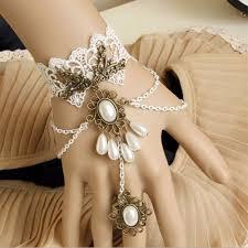 Bracelet Fleur Mariage Online Get Cheap Noir Fleur Bracelet Plaqu U0026eacute Or Aliexpress