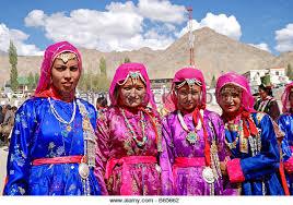 ladakh clothing ladakh girl stock photos ladakh girl stock images alamy