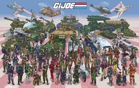 gi joe yearbook artist ian fell produces amazing g i joe poster