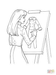 leather boot summer clothes coloring pages page fashion