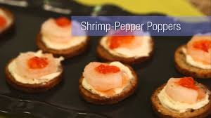 Easy Appetizers by Easy Appetizers Make A Quick Shrimp Appetizer Youtube
