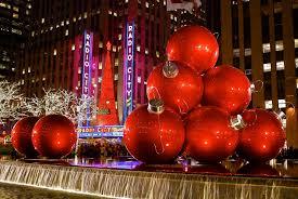 nyc nyc sixth avenue christmas decorations
