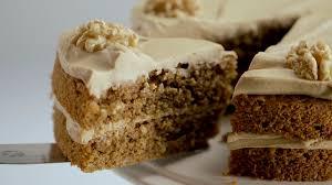 coffee and walnut sponge cake recipes delia online