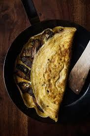 cuisiner cepes les 25 meilleures idées de la catégorie omelette aux cepes sur