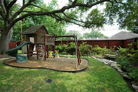 kids backyard play area outdoor space ideas pinterest