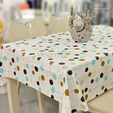 small pvc table cloth disposable tablecloth waterproof dining