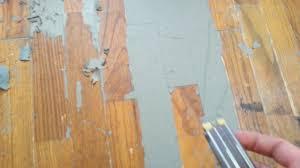 Wood Floor Paint Taking Paint Latex Floor Paint Off Wood Floors Youtube