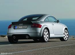 2003 audi tt information and photos zombiedrive