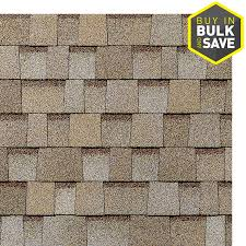 shop owens corning trudefinition duration 32 8 sq ft amber