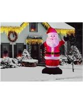 Blow Up Lawn Decorations Christmas Savings On Christmas Inflatable Snowman Airblown Blow Up