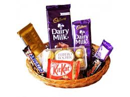 chocolate basket delivery send chocolates and to india chocolate delivery online