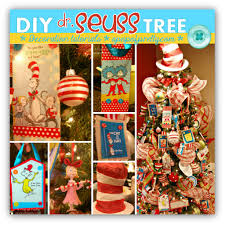 how to make dr seuss christmas tree decorations a tutorial