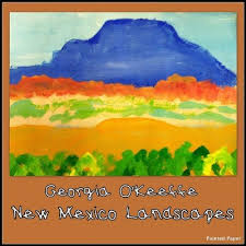 georgia o keeffe coloring pages artist study 10 georgia o u0027keeffe projects you have to try