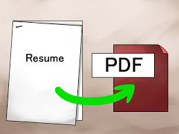 how to write the word resume how to write a resume as a graduate student with pictures