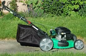 propane lawn mowers lehr eco mower review