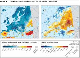 Maps New York Climate Change The 16 Scariest Maps From The E U U0027s Massive New Climate Change