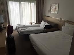 prix chambre novotel chambre familiale au prix d une chambre normale photo de novotel
