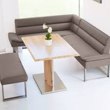 kitchen table sets with bench sensational corner bench dining table set with right hand and small