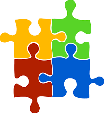 pictures of puzzle pieces clipart