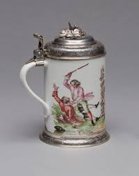 from the collection u2013porcelain tankards milwaukee art museum blog