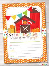 pumpkin invitation pumpkin party printable birthday party invitations fill in the