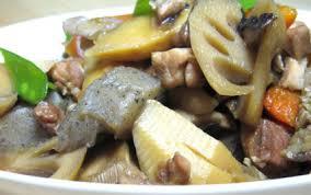 recette de cuisine plat recette chikuzen ni plat traditionnel japonais 750g