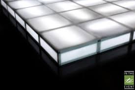 floors for rent led modular floor panel event rentals