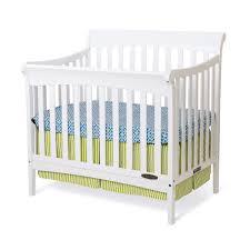 White Convertible Crib by Child Craft Ashton Mini Crib Walmart Canada