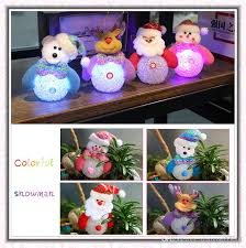 wholesale sales doll decorations ornaments glowing
