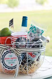 printable tags for gift baskets mothers day soda lighted basket with free printable tag