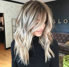 brown and blonde ombre with a line hair cut best 25 long bob ombre ideas on pinterest long bob balayage