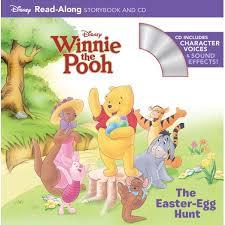 winnie the pooh easter eggs winnie the pooh the easter egg hunt walmart