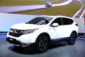 etcm claims first hybrid mpv new 2018 honda cr v hybrid prototype previewed at frankfurt auto