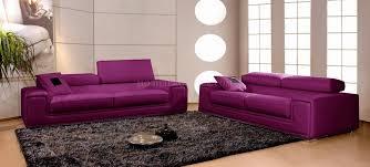 assise canape canapé en cuir italien pas cher 3 places