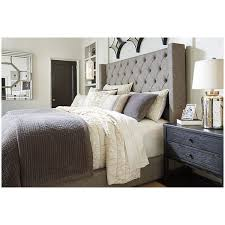 Fabric Headboard Queen by Top 25 Best Upholstered Headboard Queen Ideas On Pinterest Grey