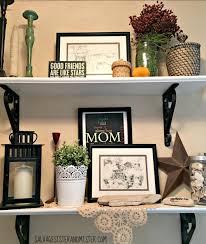 Just Home Decor Simple Fall Home Decor Salvage Sister And Mister