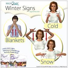asl sign of the week from sign2me early learning