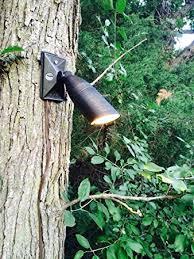 Led Landscape Tree Lights Tree Wall Mount Solid Brass Spot Light By