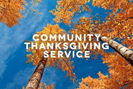 pleasanthillumc community thanksgiving service