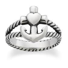 avery claddagh ring faith ring from avery jewelry what s new at