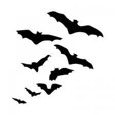 halloween bats halloween bats halloween flock of flying bats bats photo shared by