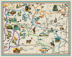 Jackson Hole Wyoming Map Wyoming Road Trips Distillery Tour