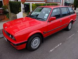 1990 bmw e30 325i touring manual sold n london retro rides
