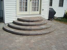 Concrete Patio Designs Layouts Concrete Patio Stair Design And Layout Patios Pavers