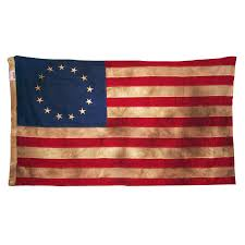 American Flag Header Usa First Stars And Stripes Flag Heritage Series By Valley Forge