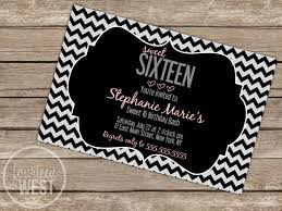 free printable sweet 16 party invitations mickey mouse